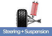 Steering and Suspension Repairs