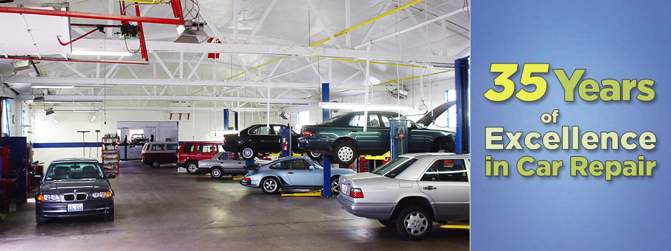35 Years of Excellence in Car Repair